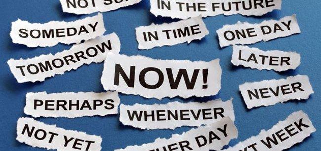 Tips untuk tetap produktif saat banyak deadline: Jangan menunda pekerjaan