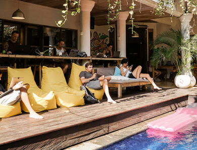 Best Coliving Spaces in Bali