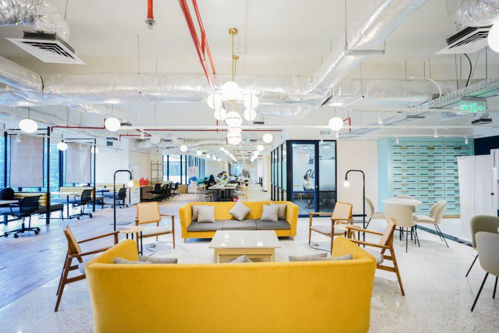 Coworking Space Terbaik di Sekitar Kuningan: Go-Work