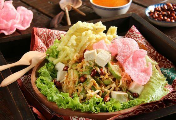 Makanan Tradisional Indonesia di Jakarta