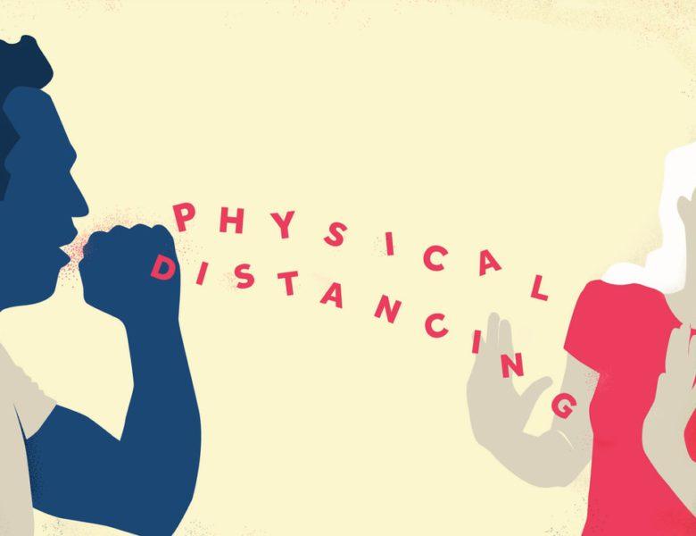 Physical Distancing dengan Teman Sekamar dalam Coliving