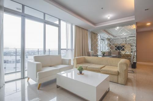 The Windsor Apartment in West Jakarta