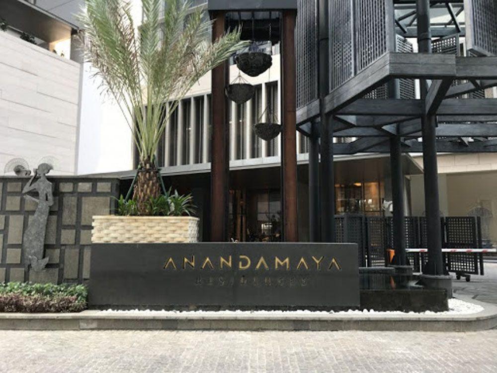 Sewa Bulanan Apartemen dekat Sarinah: Anandamaya Residence