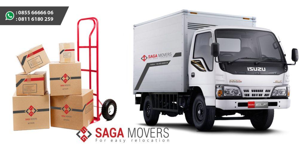 perusahaan jasa pindahan rumah saga movers