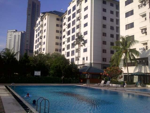 Kemang Jaya Taman Apartment