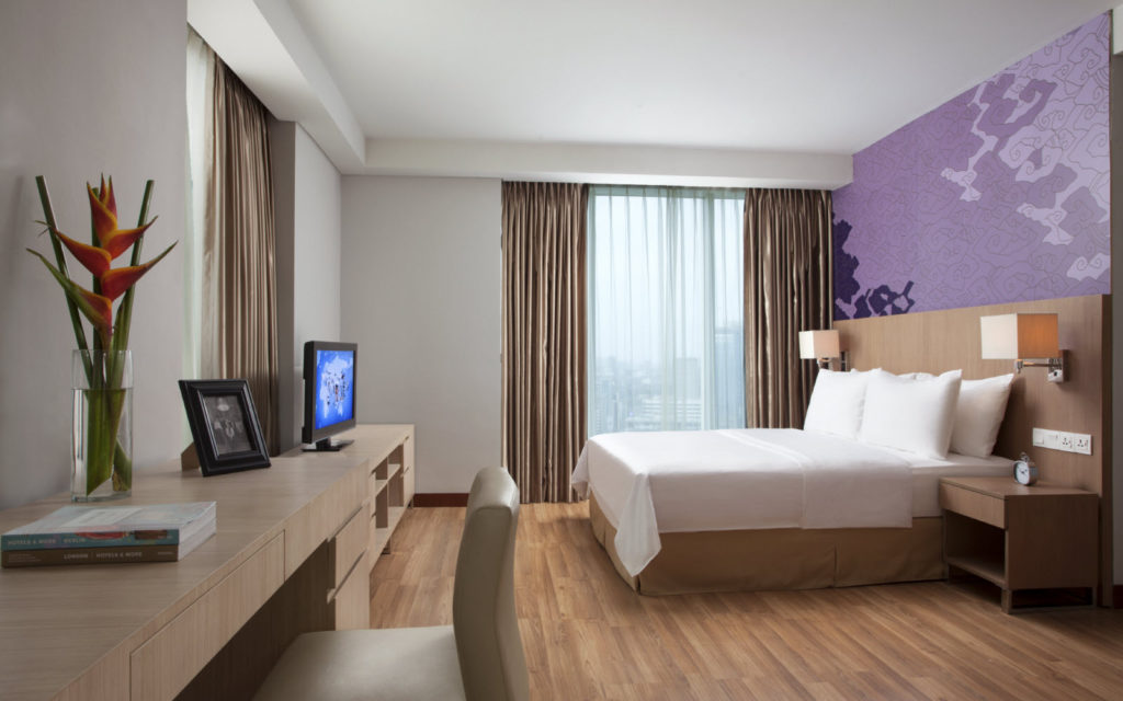 Apartments in Karet Kuningan: Citadines