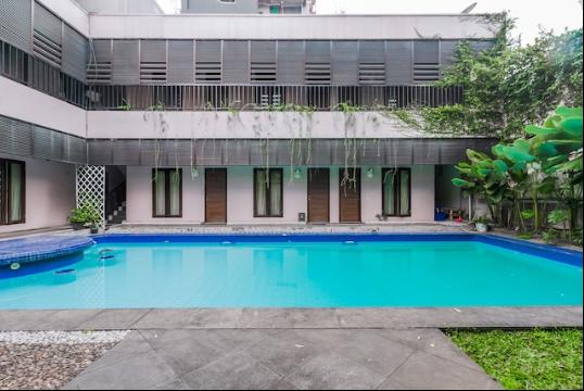 Kost South Jakarta - Kemang Suites @ Kemang