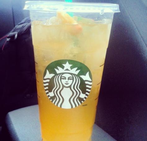 Peach Ring Tea