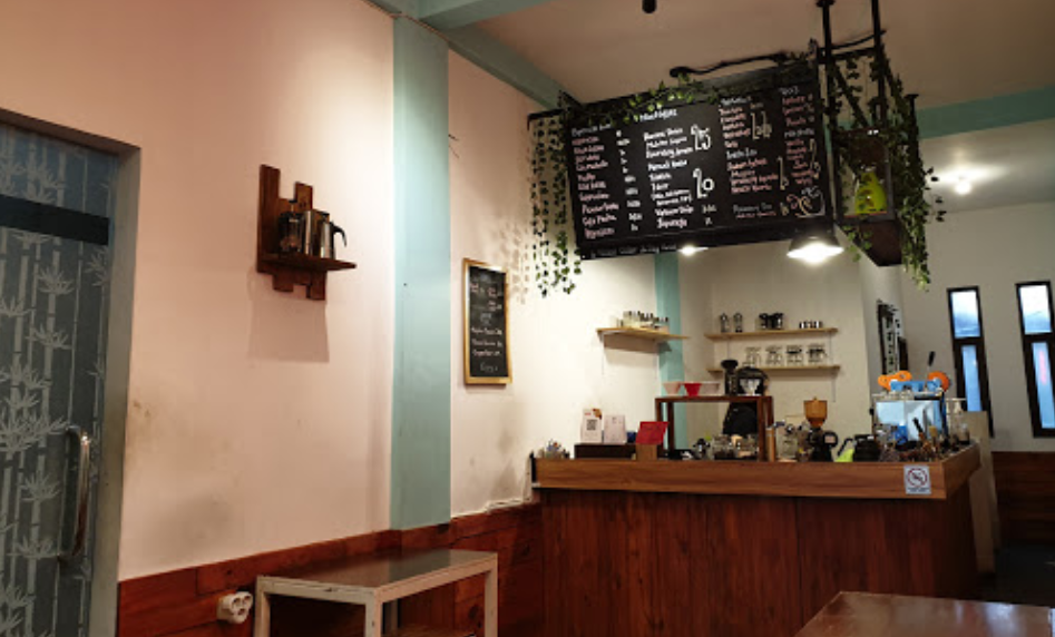 kafe di tebet carani coffee & tea