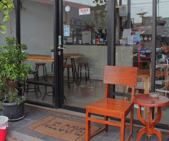 lenma coffee kafe di tebet