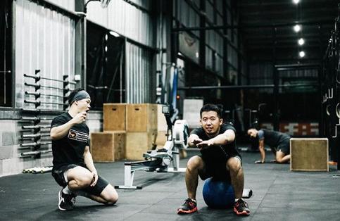 Crossfit Garuda jakarta gym