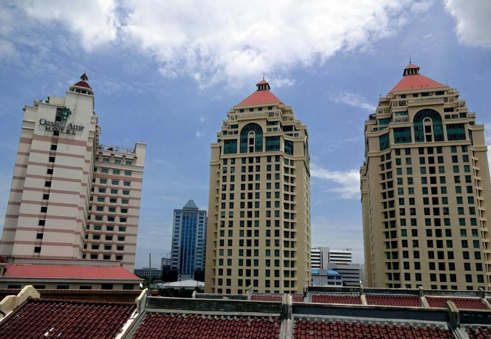 Apartemen di Sarinah: Mitra Oasis Residence
