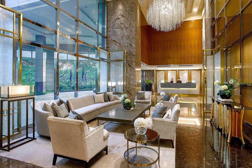 apartment near MRT Senayan pacific place residence