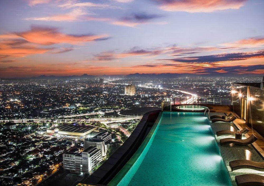 St Moritz Apartment in West Jakarta