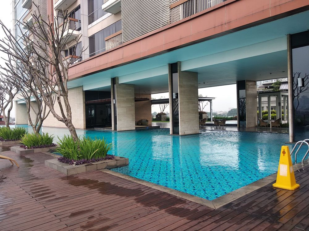 Kemang Mansion Apartment near Ampera