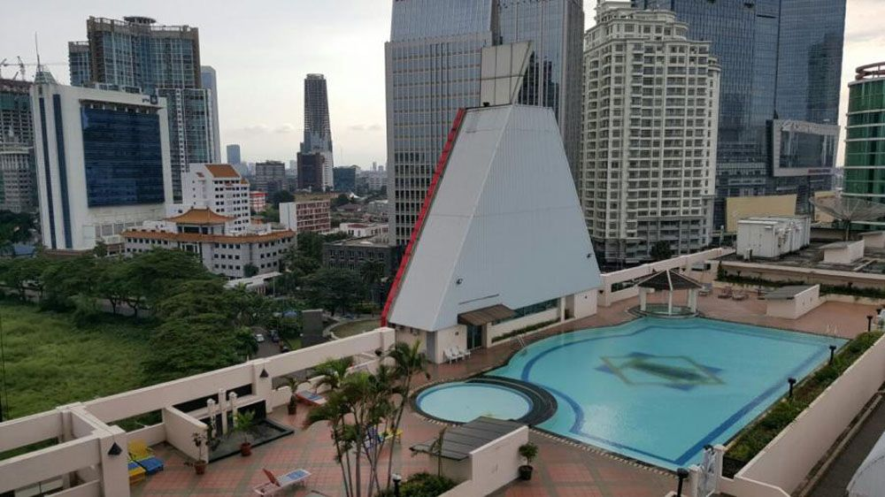 Apartments In Karet: Ambassador Apartment Kuningan