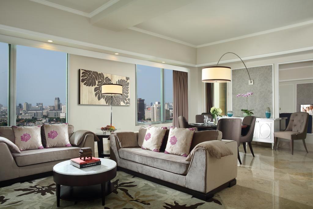 Apartemen Mewah di Thamrin: Ascott Apartment