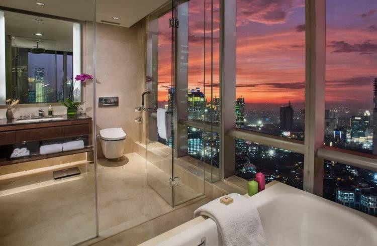 rent monthly luxury apartment in Jakarta