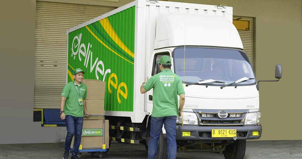perusahaan jasa pindahan rumah deliveree