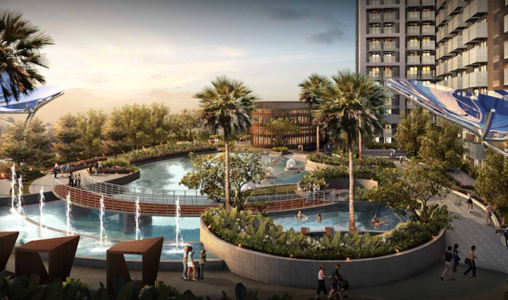 The Crest West Vista Puri Apartment in Cengkareng