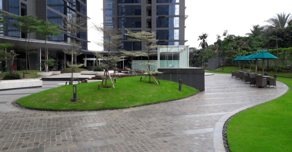 Apartemen L'Avenue di Kalibata