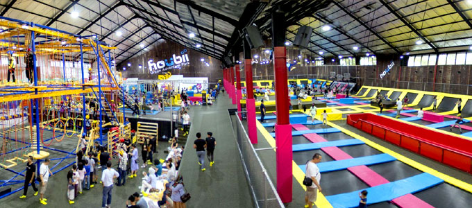 5 Trampoline Park di Jakarta dan Sekitarnya: Bermain sekaligus Olahraga!