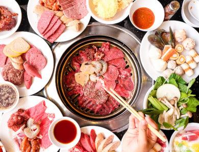7 Restoran All You Can Eat di Jakarta Barat, Mulai dari 99rb!