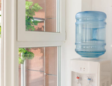 8 Easy Tips to Clean Dirt and Germs from Water Dispenser