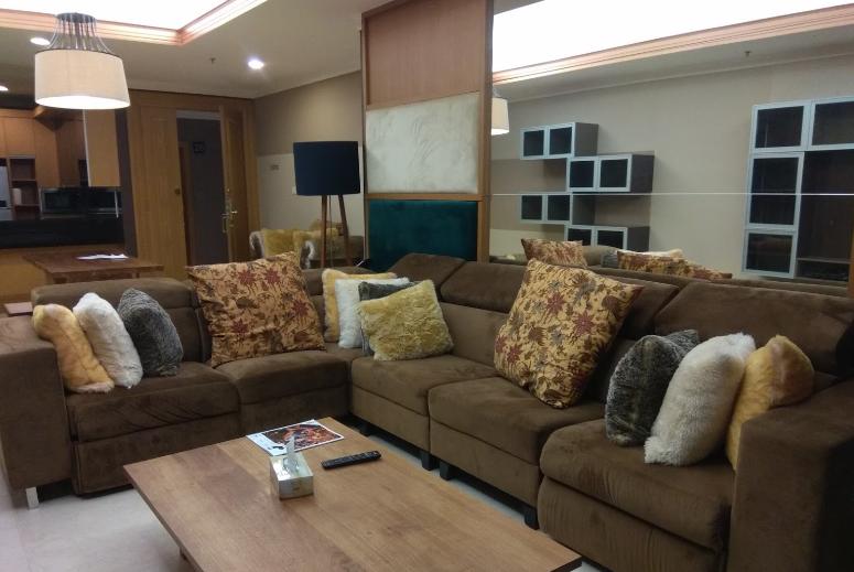 Apartemen Mewah di Thamrin: Kempinski Residence
