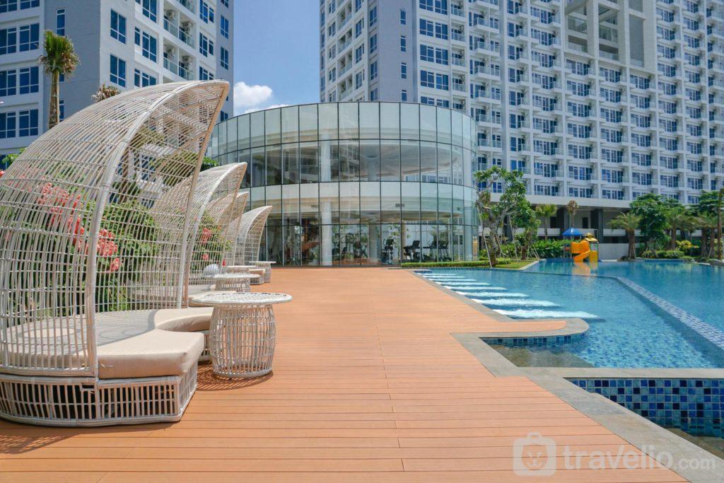 Puri Mansion Apartment in West Jakarta