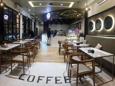 12 Kafe di Tebet