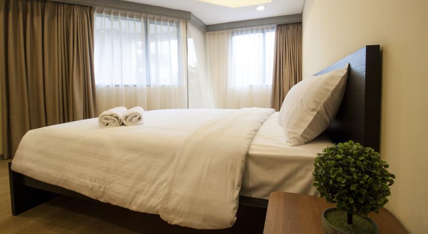 Apartemen di Dekat Karet Kuningan:  Setiabudi