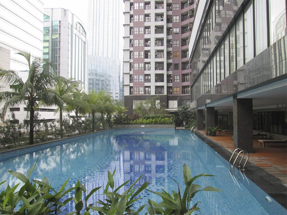 Best Apartments in Semanggi: Tamansari Semanggi