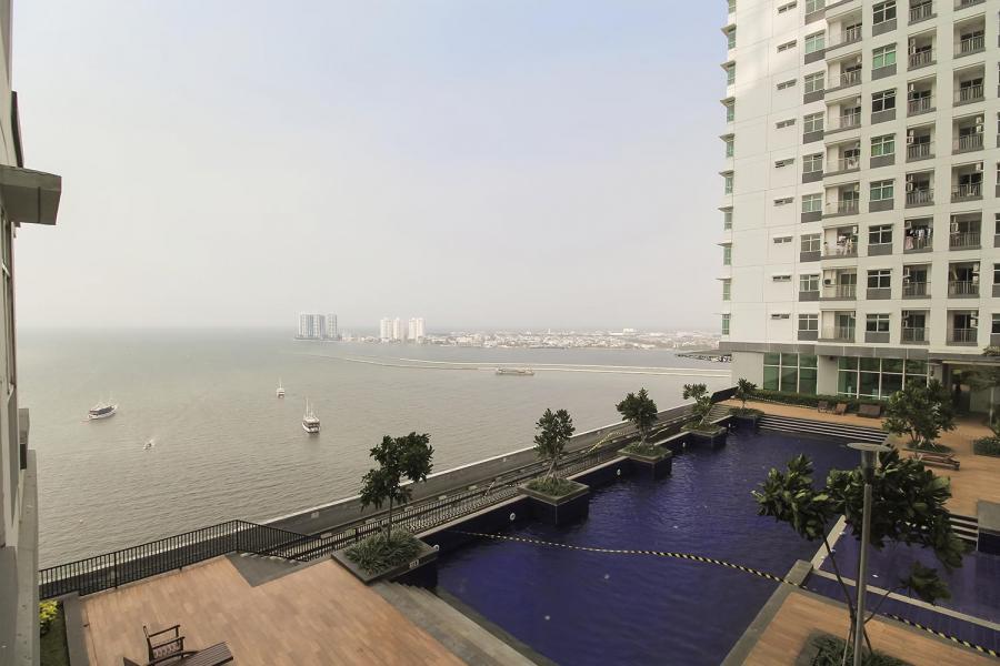 Sea View Condominium, sewa apartemen mewah di jakarta utara