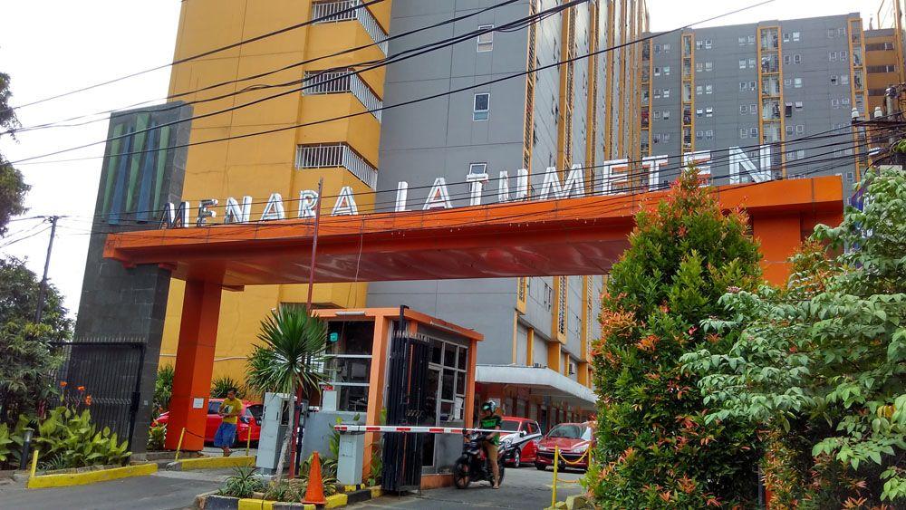 Menara Latumenten gate