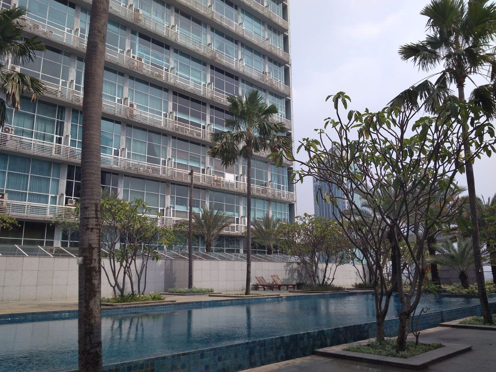 City Lofts: Kolam Renang