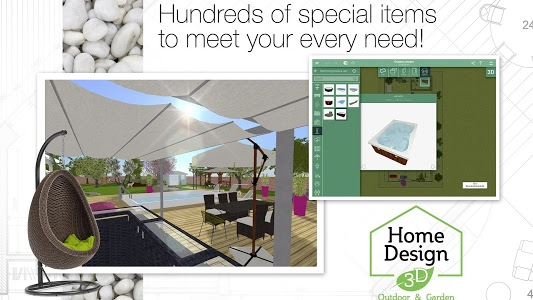 House Design Apps: Home Design 3d Outdoor and Garden