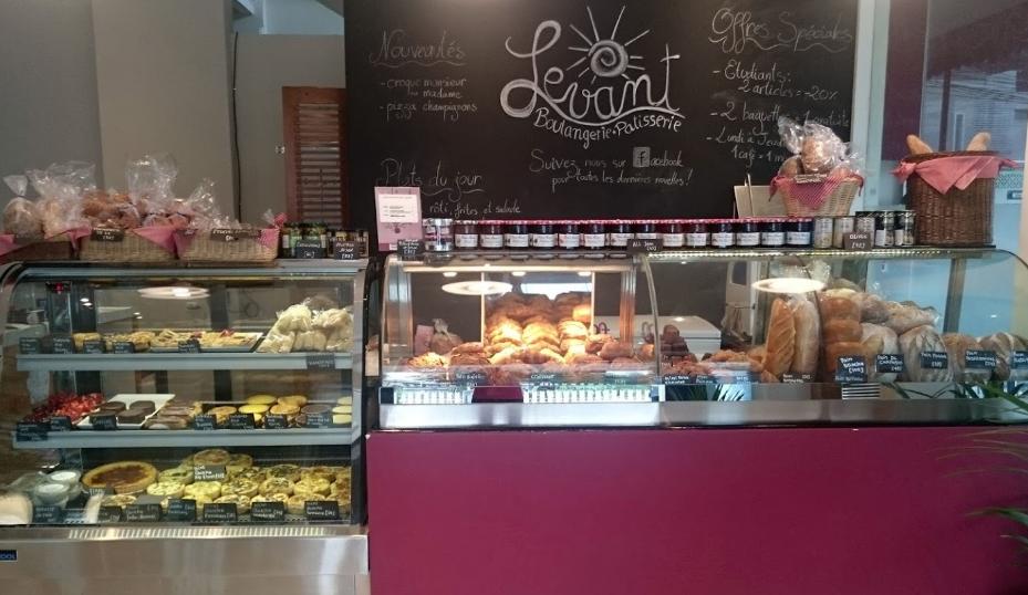 Levant bakery jakarta