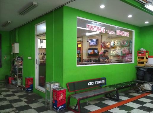 M-Wash Salon mobil di Jakarta