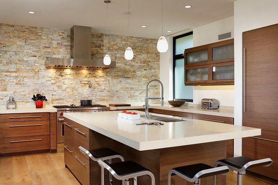 dekorasi batu alam untuk dapur, batu alam untuk dekorasi rumah