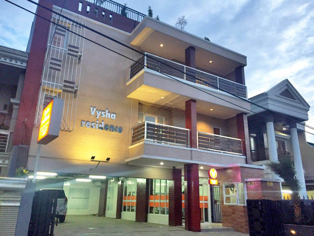 Kost Exclusive Palmerah West Jakarta: Vysha Residence