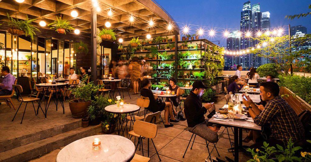 biaya makan di Jakarta: opsi restoran