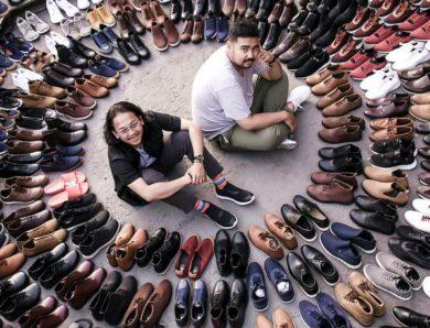 Sepatu Lokal Indonesia