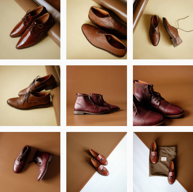 Indonesian Local Leather Shoes: Chevalier