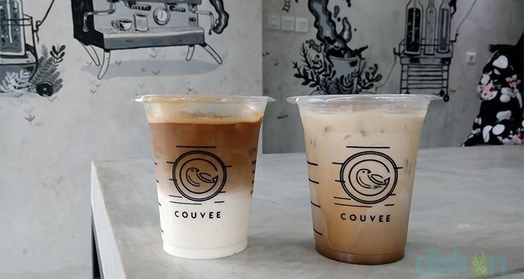 kopi kekinian couvee
