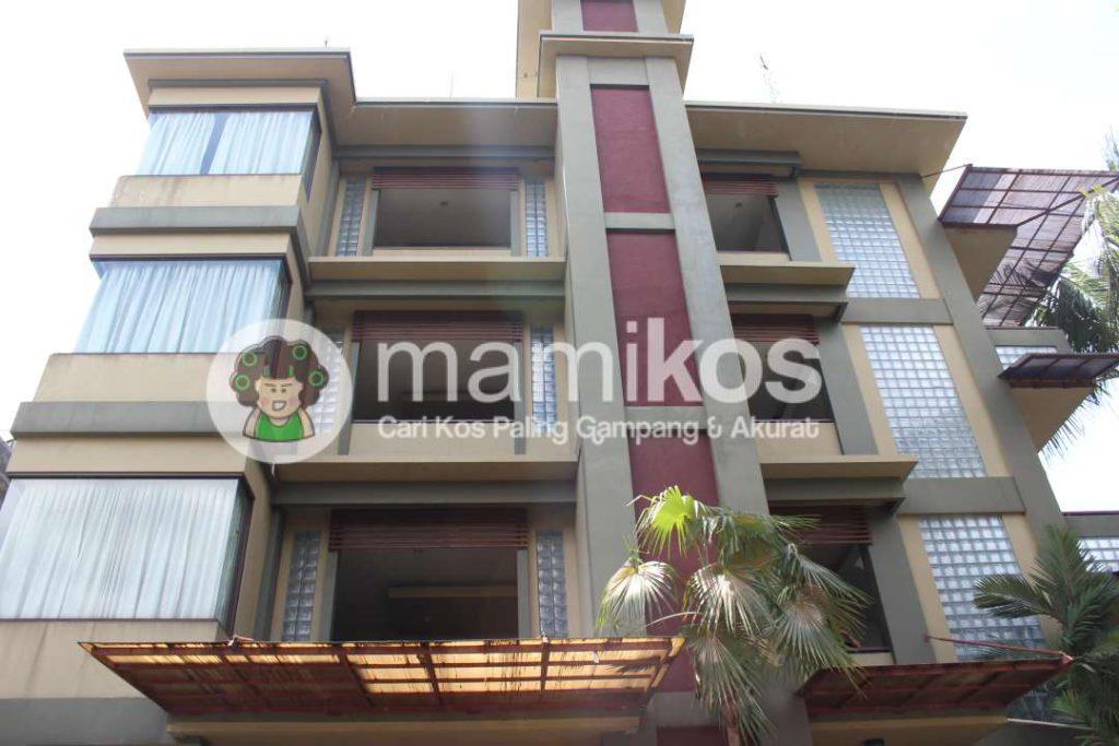 Kost Exclusive  Kebon Jeruk West Jakarta: D'Palm Exclusive Homestay