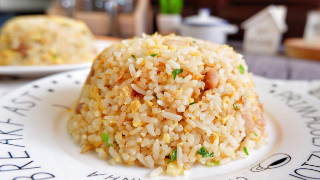 Hong Kong Chicken Fried Rice