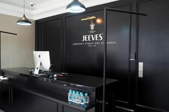laundry shoes Jakarta: Jeeves