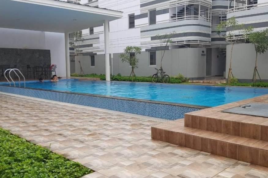 ananta kost bsd vanya park: kolam renang