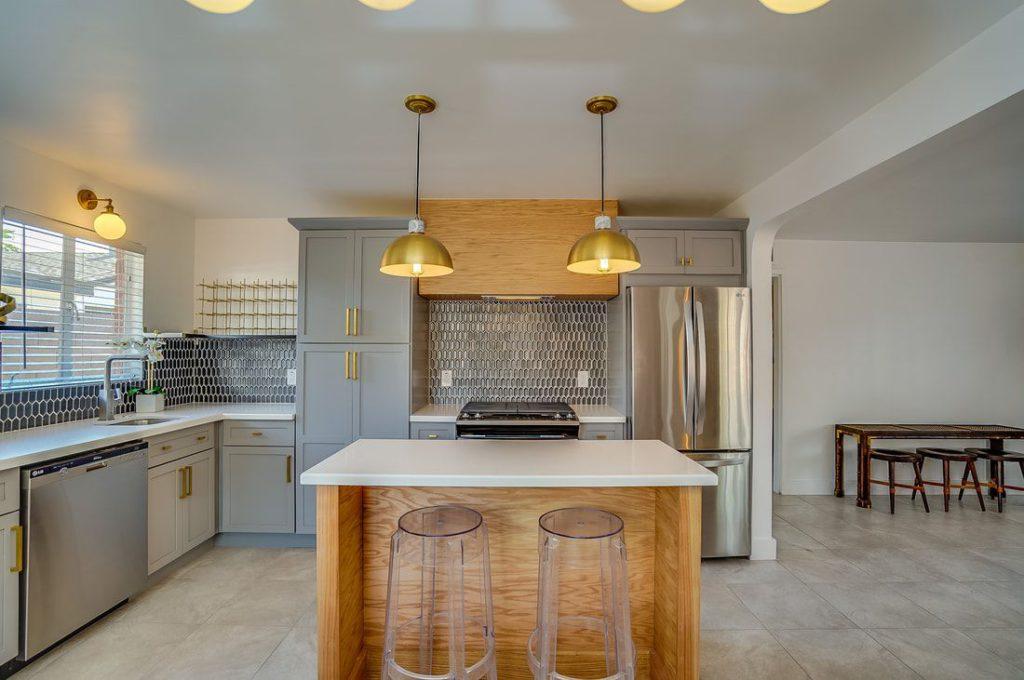 inspirasi dapur minimalis dan maksimalis